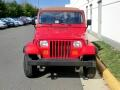 1995 Jeep Wrangler