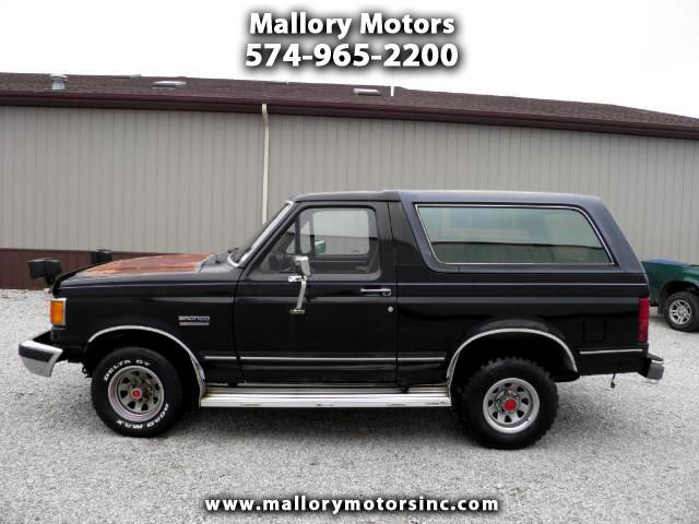 1987 Ford Bronco 4WD