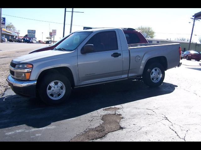 2005 Chevrolet Colorado LS 2WD