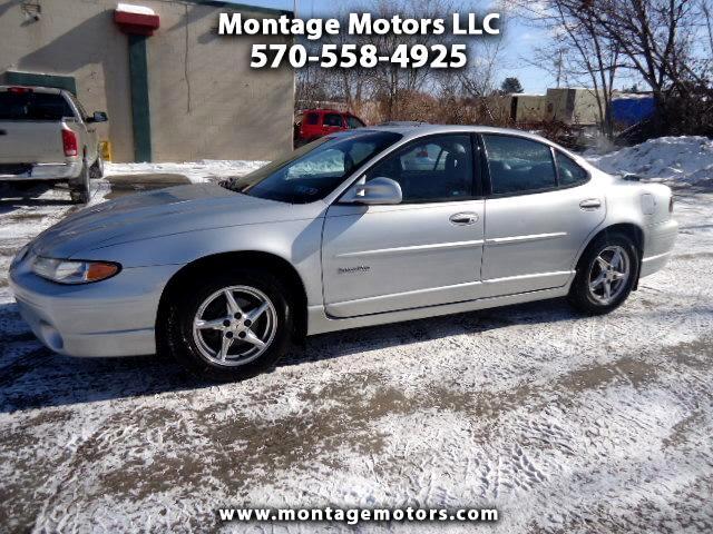 Used 2003 Pontiac Grand Prix For Sale In Scranton Pa 18505