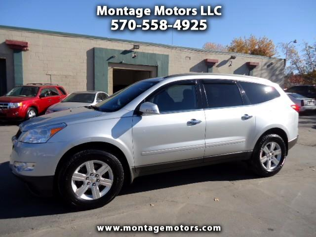 Used 2011 chevrolet traverse for sale in scranton pa 18505 for Traverse city motors used cars