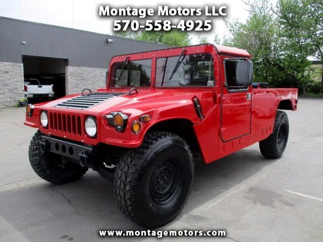 1992 AM General Hummer Hard Top 2-Door