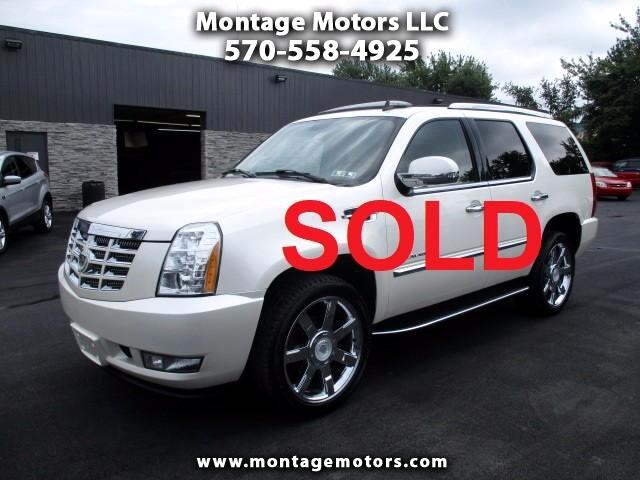 2008 Cadillac Escalade Luxury AWD