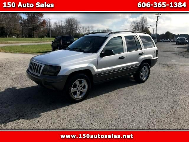 2004 Jeep Grand Cherokee Columbia Edition 4WD