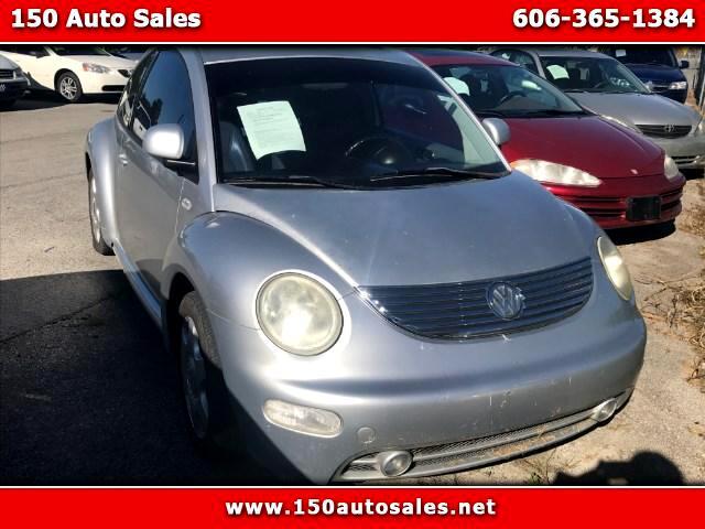 2000 Volkswagen Beetle 2.0T Turbo
