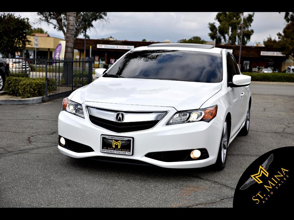 2014 Acura ILX 6-Spd MT w/ Premium Package