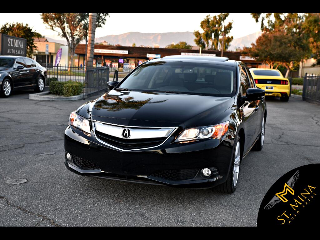 2015 Acura ILX 6-Spd MT w/ Premium Package