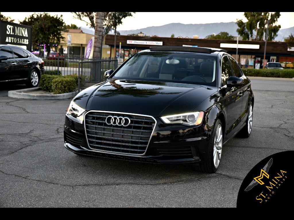 2015 Audi A3 1.8T Premium Plus FWD
