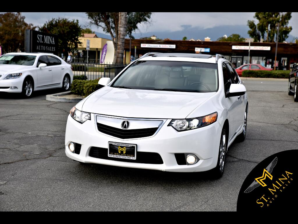 2013 Acura TSX 5-Spd AT w/ Technology Package