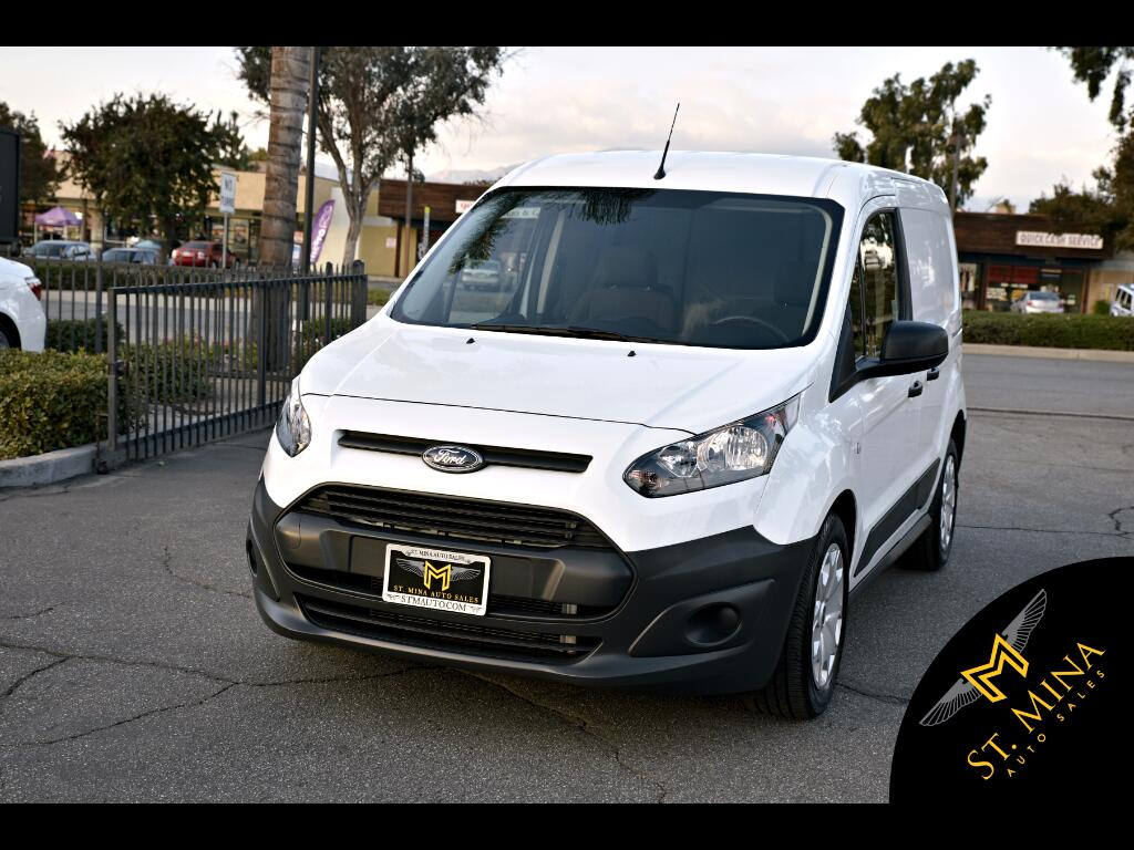 2017 Ford Transit Connect Cargo Van XL SWB W/Rear Cargo Doors
