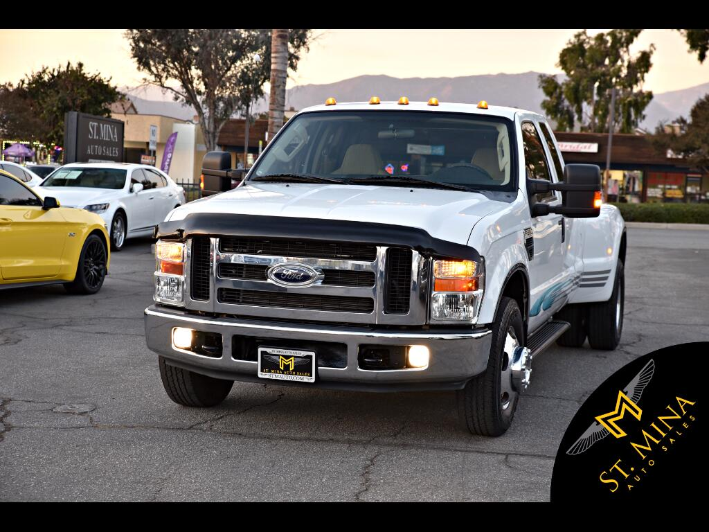2010 Ford F-350 SD XLT SuperCab Long Bed DRW 2WD