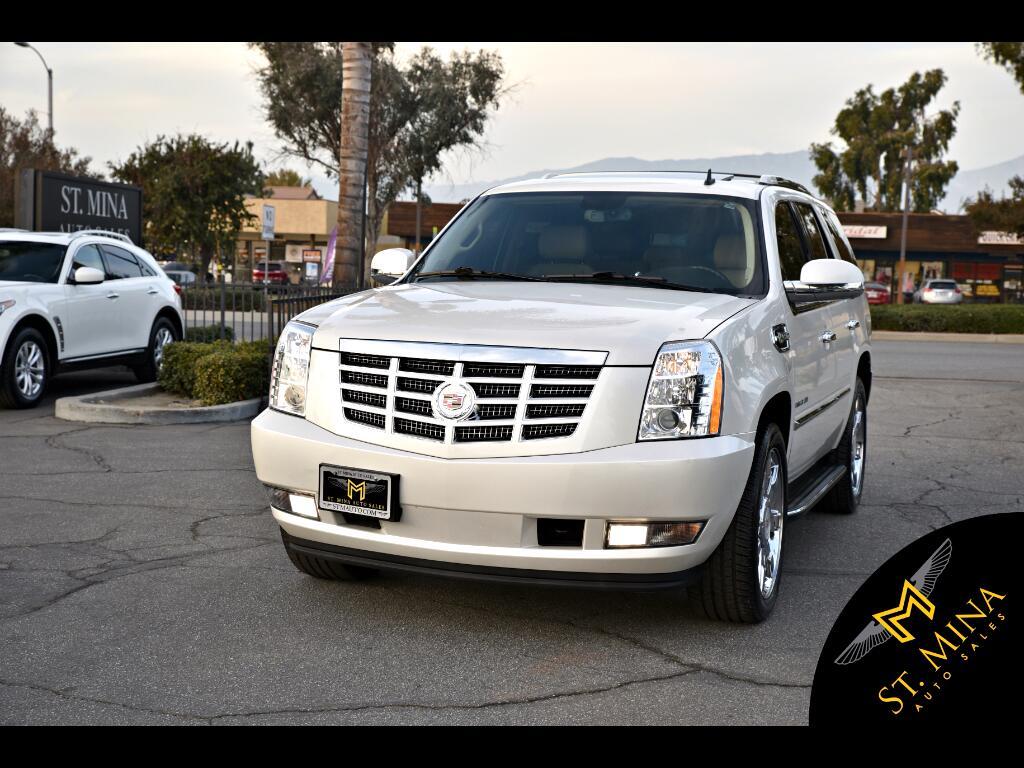 2010 Cadillac Escalade Hybrid 4WD