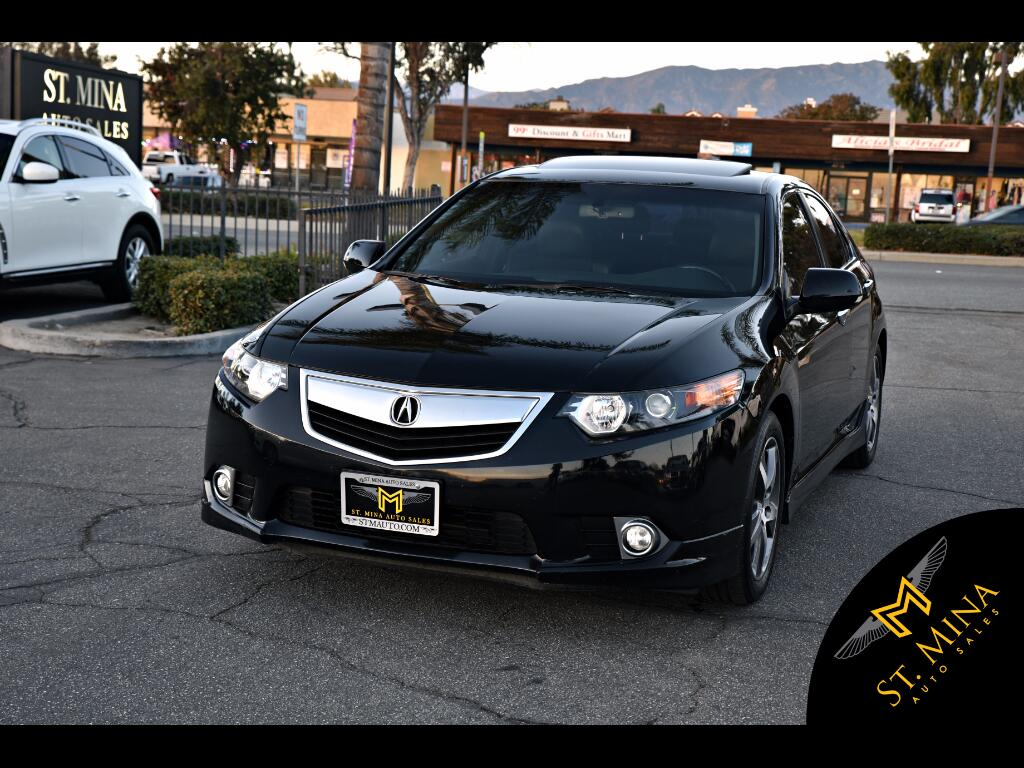 2013 Acura TSX Special Edition 6-Spd MT