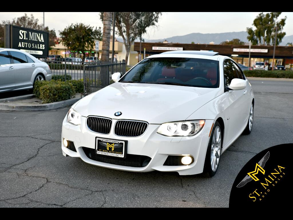2012 BMW 3-Series 328i M-Sport Coupe
