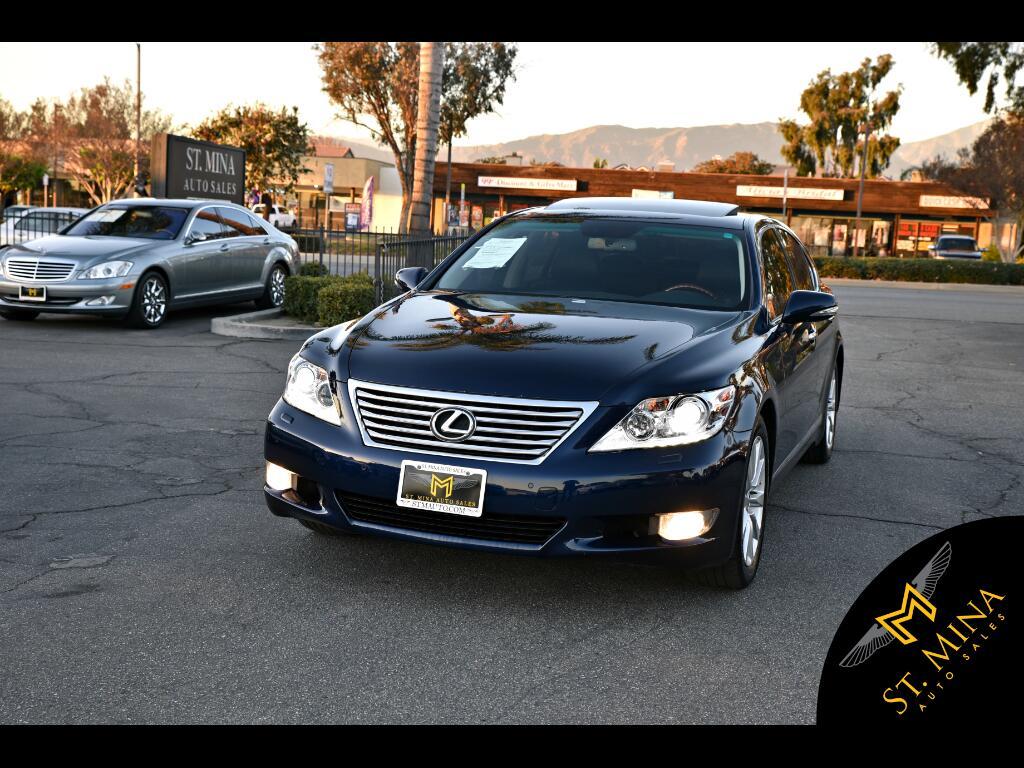 2010 Lexus LS 460 Luxury Sedan