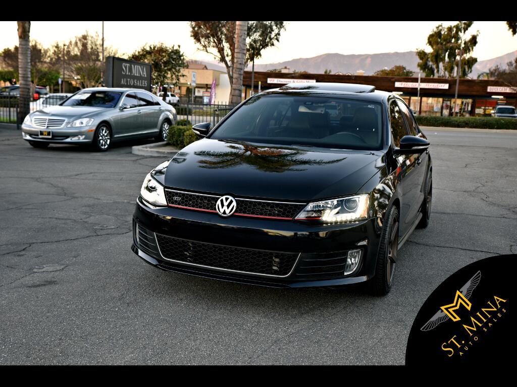 2015 Volkswagen Jetta GLI SEL 6M