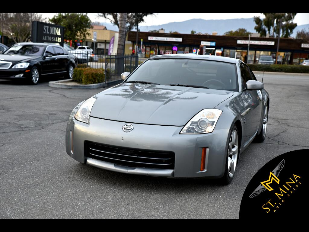 2006 Nissan 350Z Enthusiast Coupe
