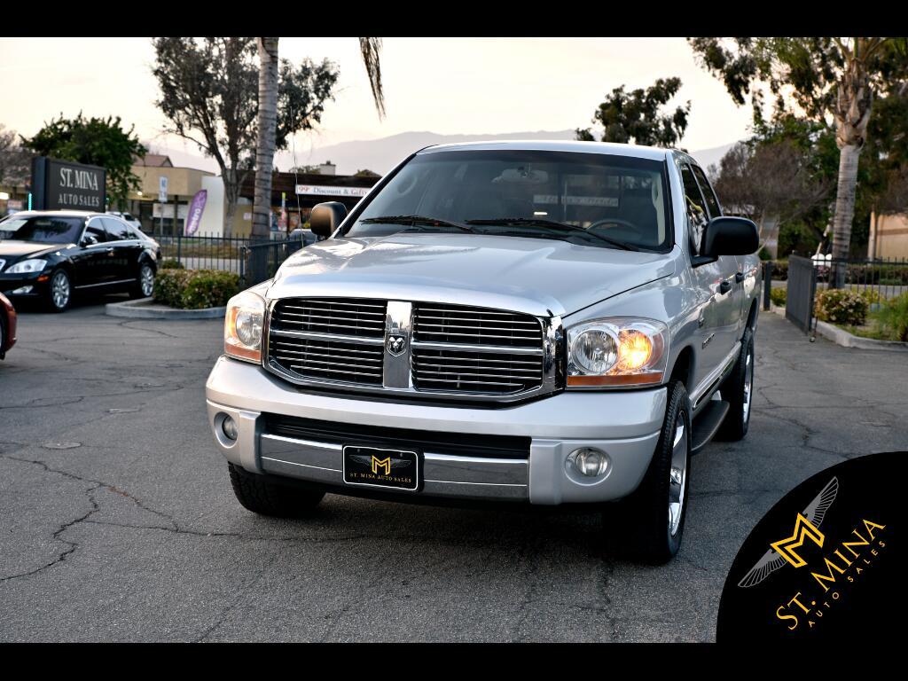 2006 Dodge Ram 1500 Laramie Quad Cab 4WD