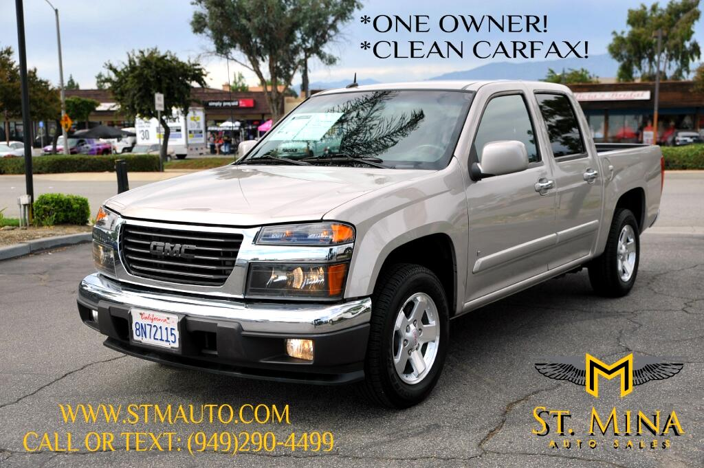 gmc canyon sle1 crew cab for sale in indio ca cargurus. Black Bedroom Furniture Sets. Home Design Ideas