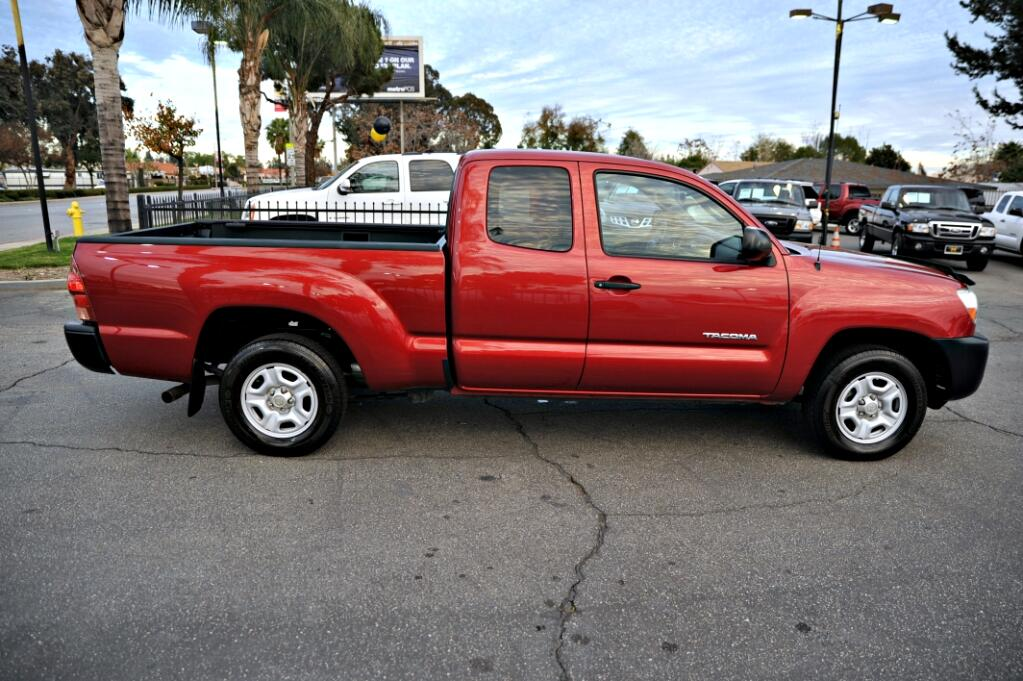 used 2007 toyota tacoma access cab 2wd for sale in montclair ca 91763 st mina auto sales. Black Bedroom Furniture Sets. Home Design Ideas