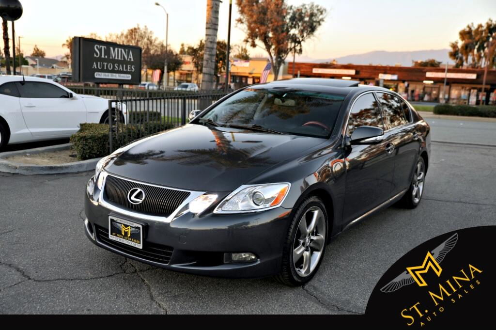 2011 Lexus GS 350 RWD