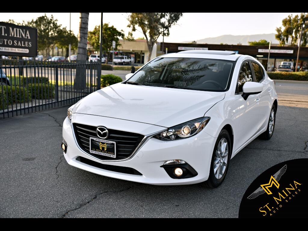 2016 Mazda MAZDA3 i Touring MT 5-Door