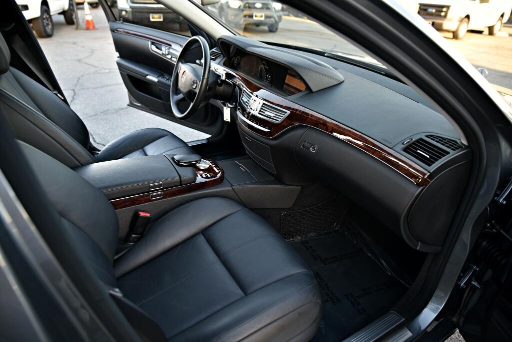 2007 Mercedes-Benz S-Class S550