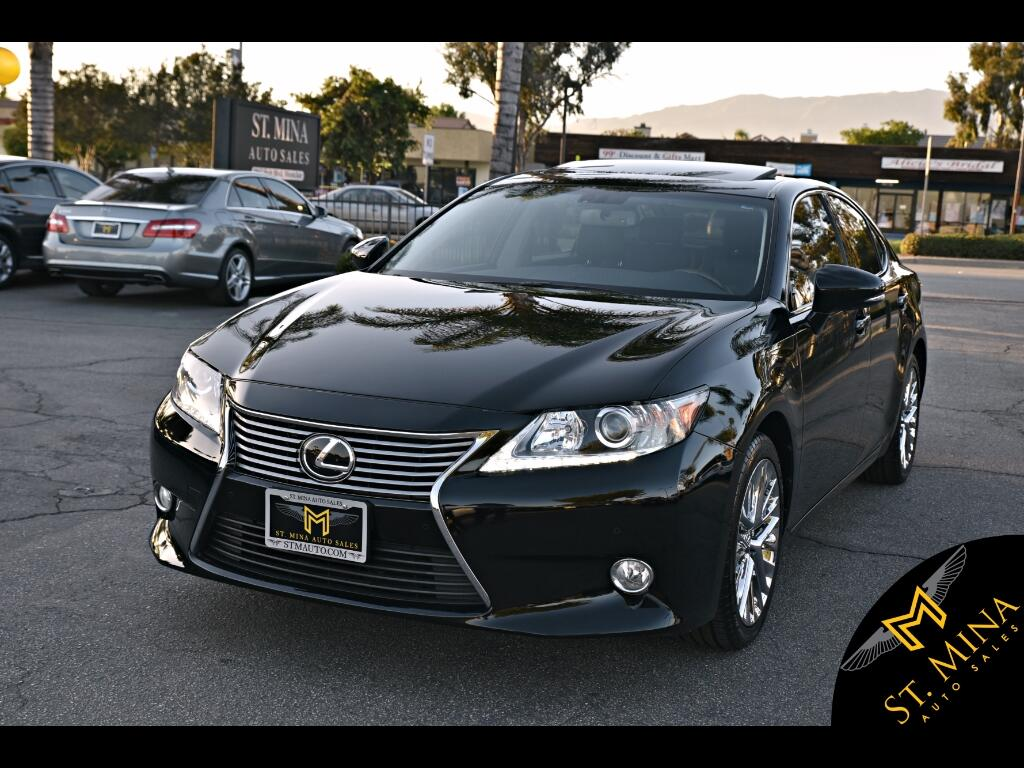 2013 Lexus ES 350 Premium Sedan