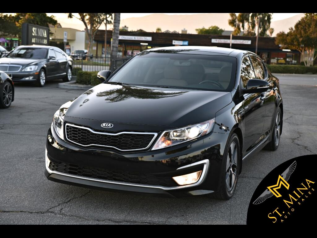 2013 Kia Optima Hybrid EX