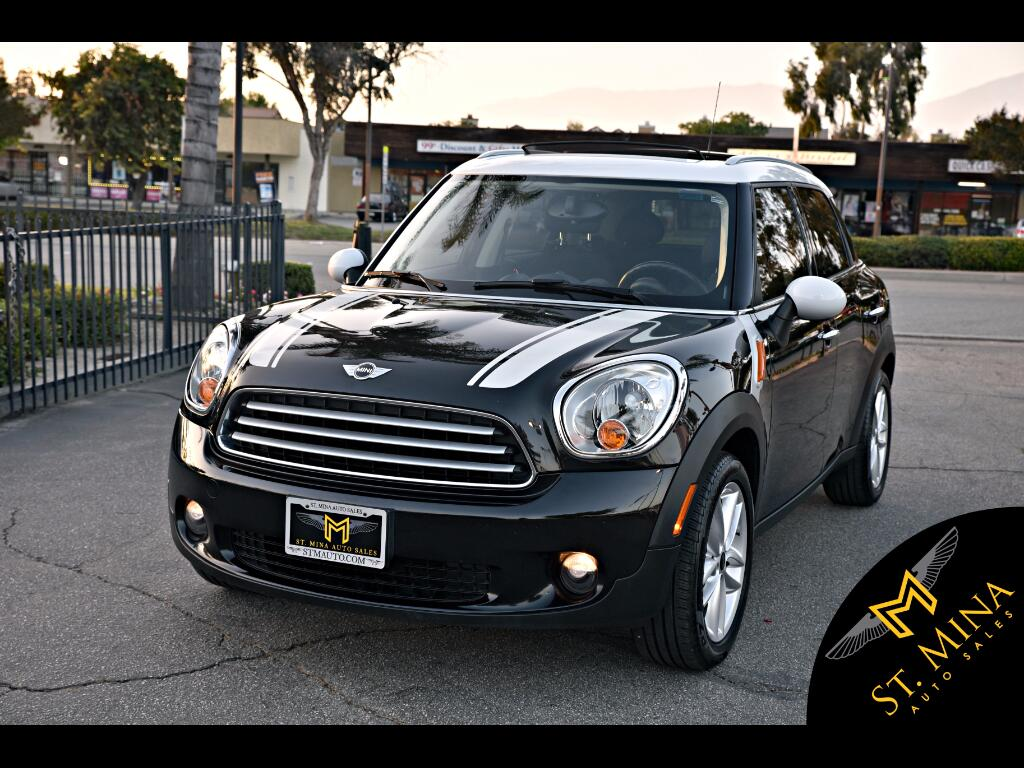 2011 MINI Countryman Premium