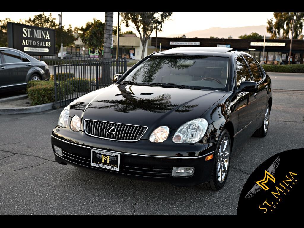 2004 Lexus GS GS 430