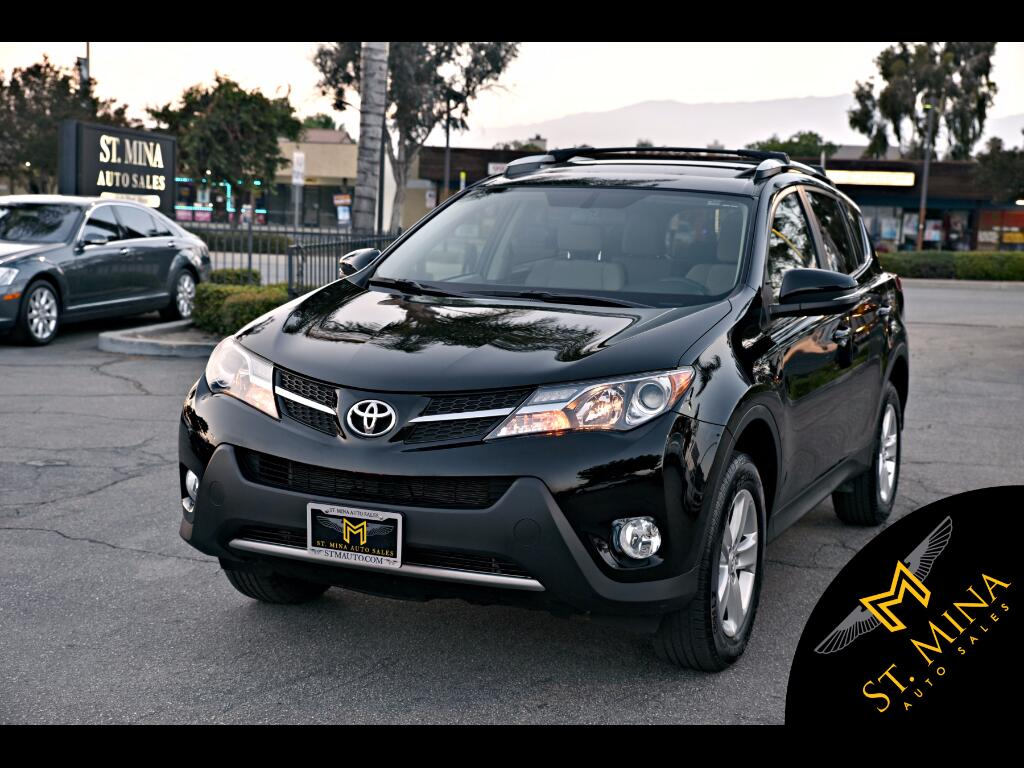 2013 Toyota RAV4 XLE FWD