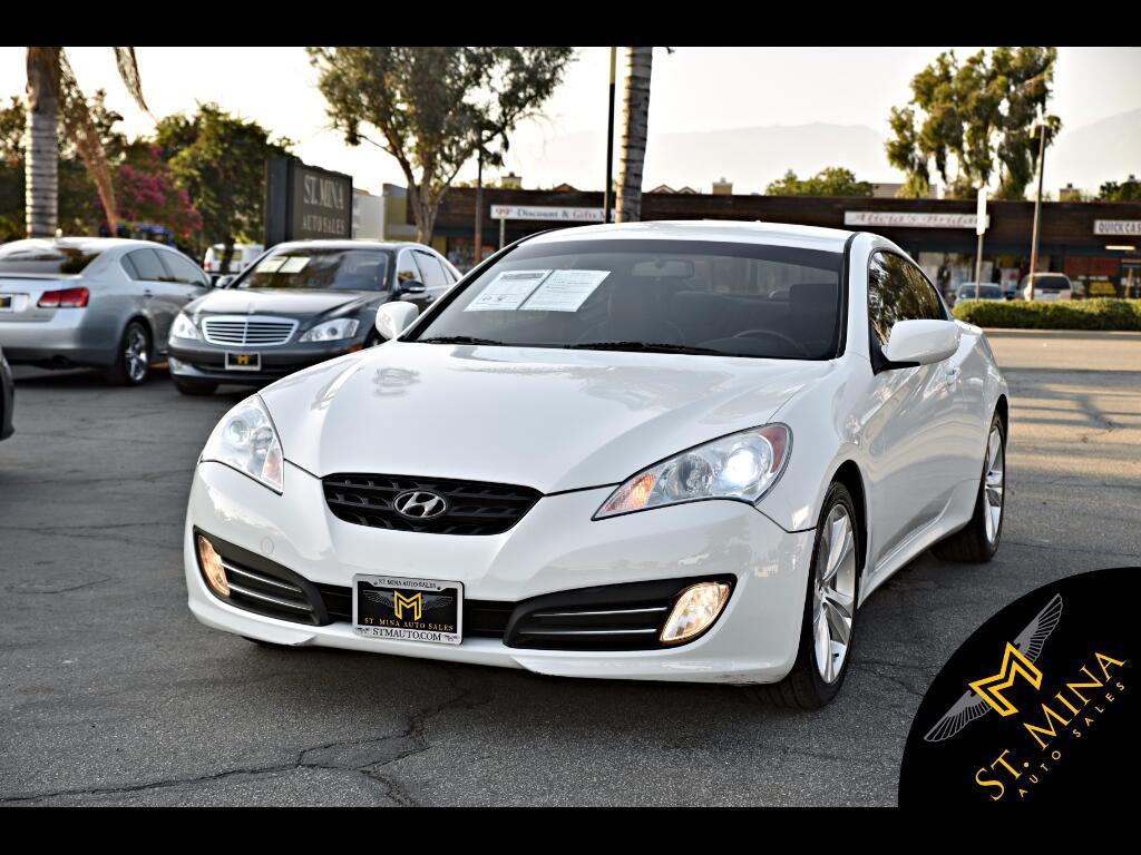 2010 Hyundai Genesis Coupe 3.8 Track Auto