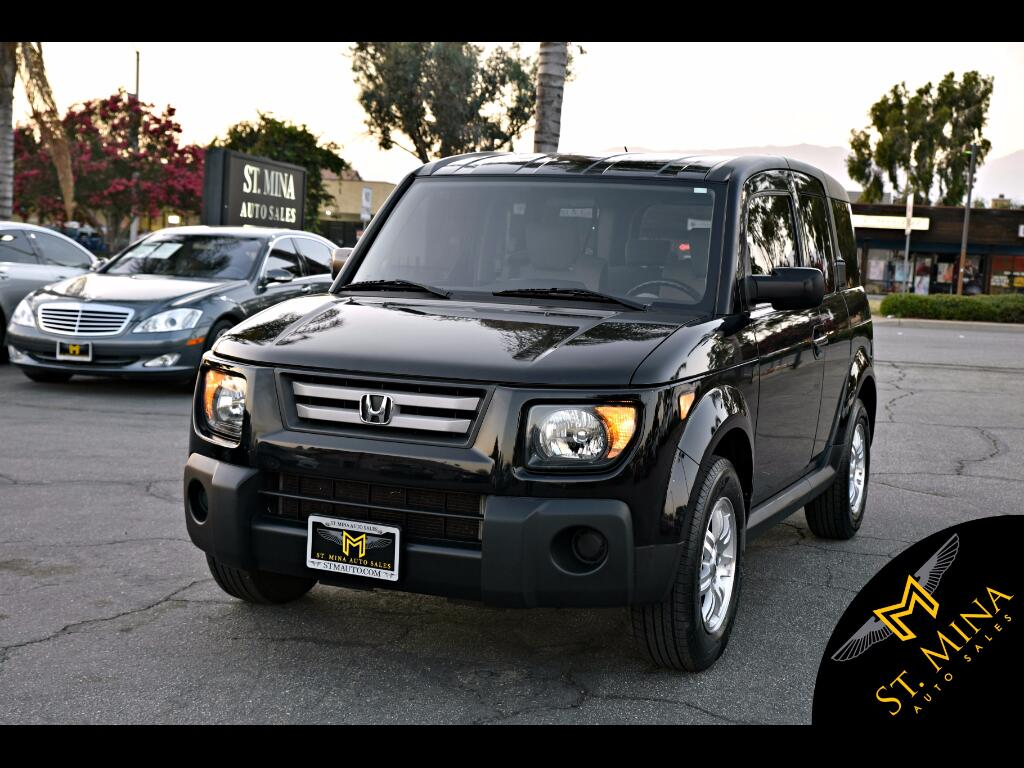2008 Honda Element EX-P 2WD AT