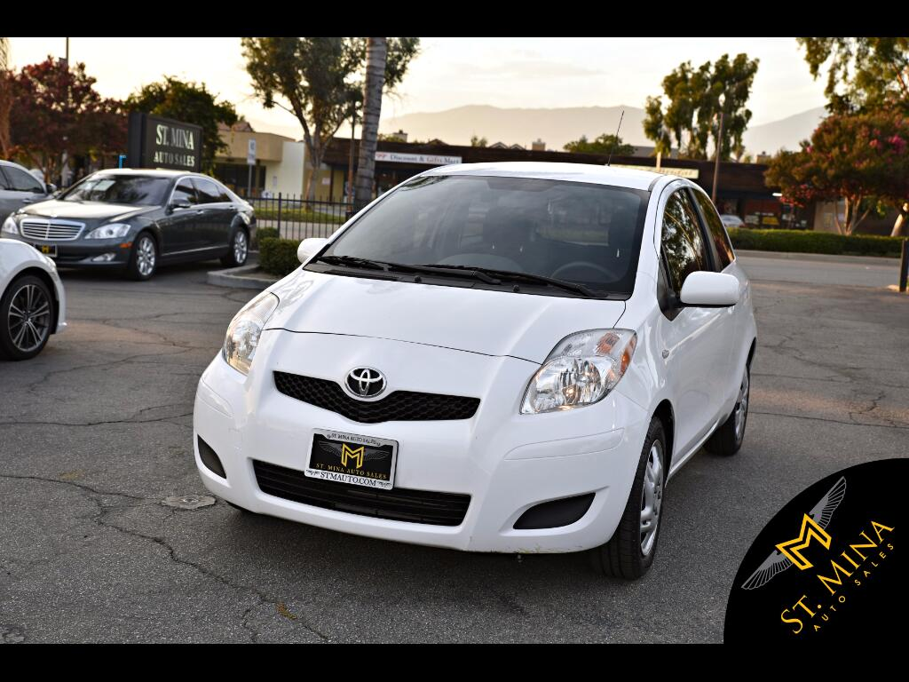 2011 Toyota Yaris Liftback 3-Door AT