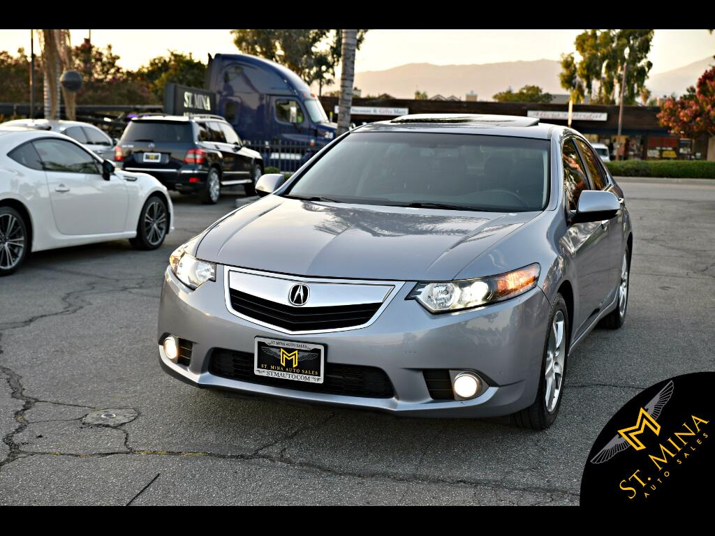2013 Acura TSX Tech Package