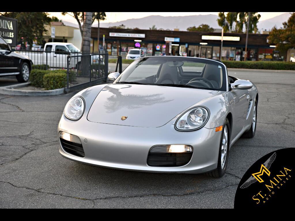 2005 Porsche Boxster Premium
