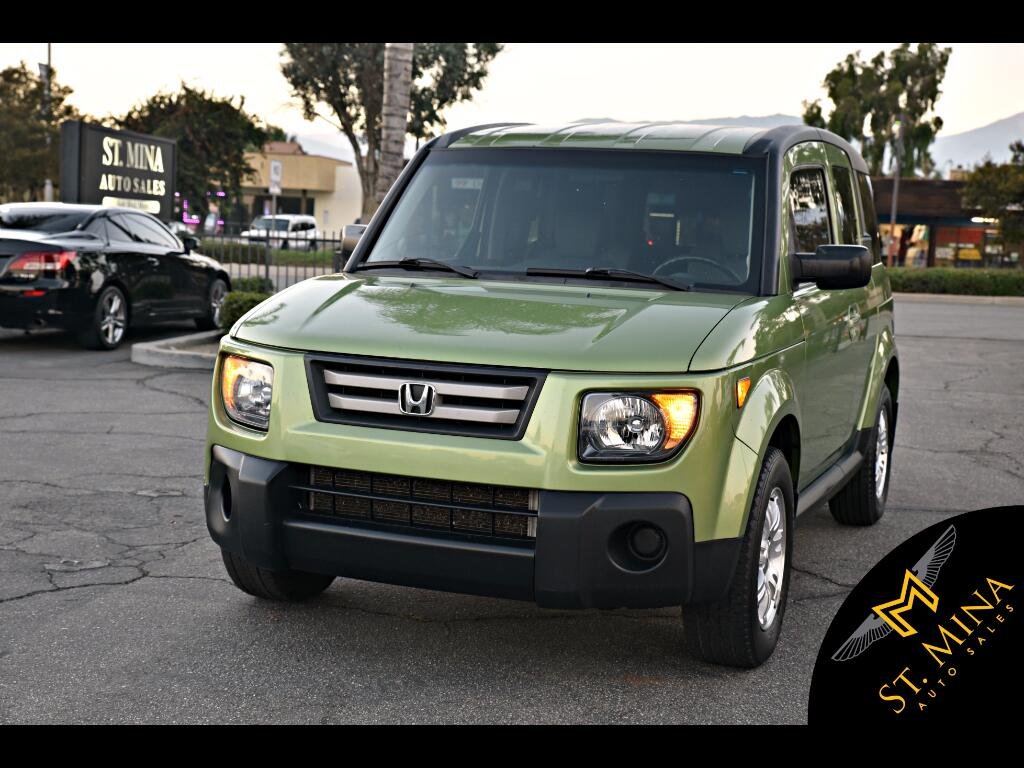 2007 Honda Element EX 2WD AT