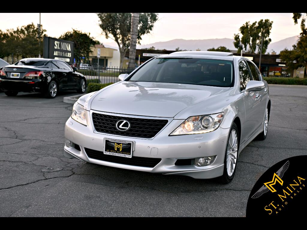 2010 Lexus LS 460 Sport Package