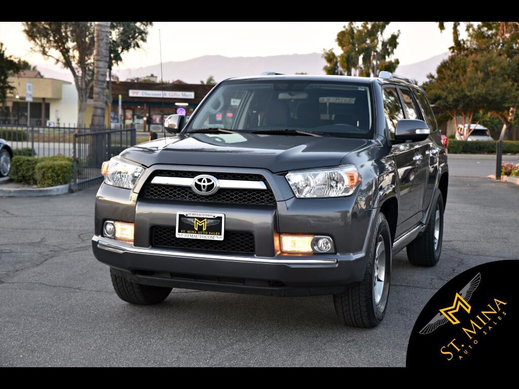 2012 Toyota 4Runner SR5 2WD