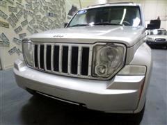 2008 Jeep Liberty