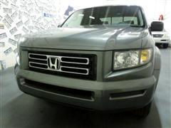 2007 Honda Ridgeline
