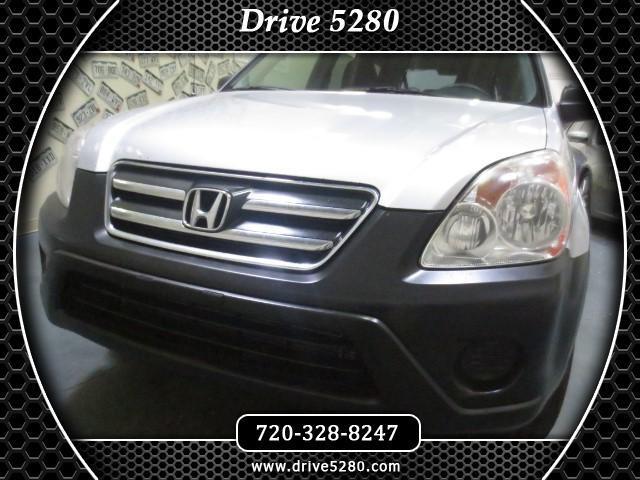 2006 Honda CR-V LX 4WD AT