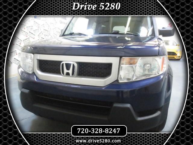 2009 Honda Element LX 4WD AT
