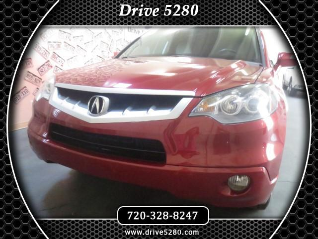 2007 Acura RDX 5-Spd AT with Technology Package