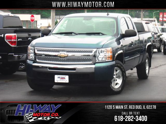 2010 Chevrolet Silverado 1500 LT1 Ext. Cab Short Bed 4WD
