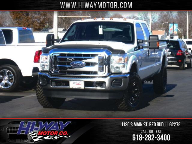2015 Ford F-250 SD Crew Cab Long Bed 4WD