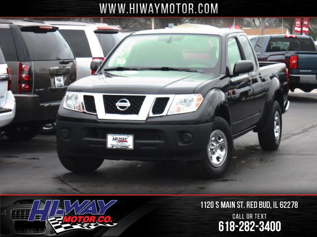 2014 Nissan Frontier SV I4 King Cab 2WD