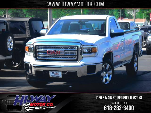 2015 GMC Sierra 1500 SLE  Reg. Cab Long Bed 2WD