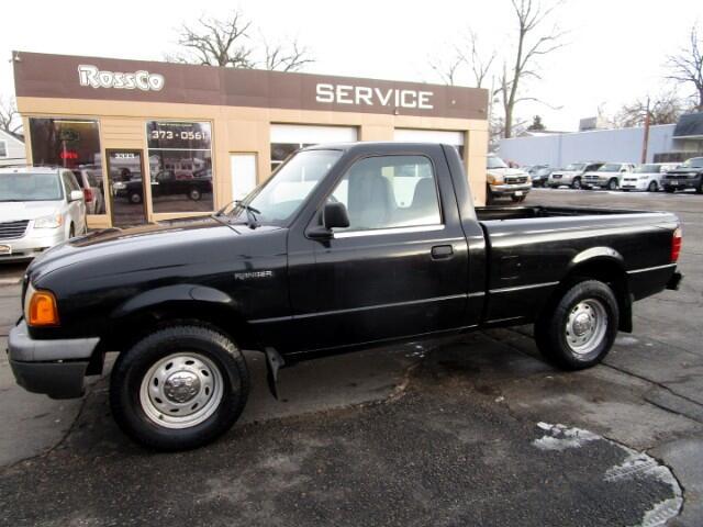 2001 Ford Ranger XL 2.5 2WD